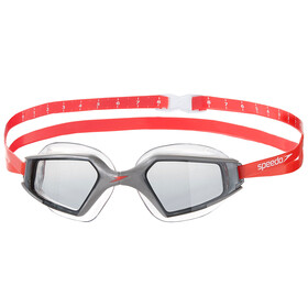 speedo Aquapulse Max 2 Goggle grey/red
